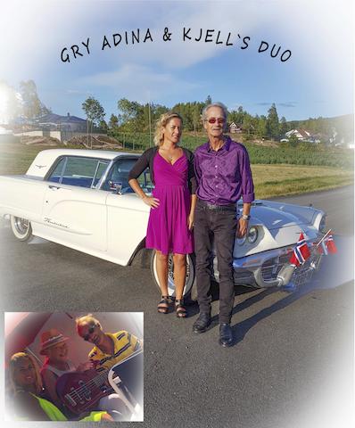 Gry Adina og Kjell`s Duo